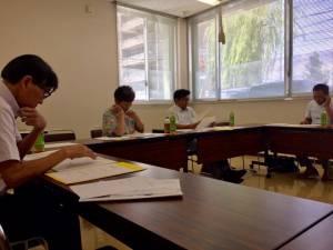 第2回調査研究・研修委員会を開催しました。
