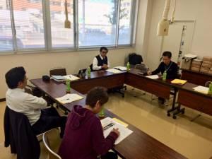 第3回調査研究・研修委員会を開催しました。